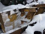 Отвалы на трактор для уборки снега